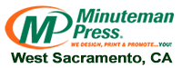 MinuteMan Press West Sacramento