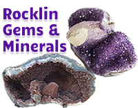 Rocklin Gems and Minerals